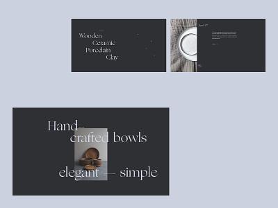 Layout exploration minimalism typography user experience userinterface ux layout exploration exploration desktop design layout grid clean web ui minimal