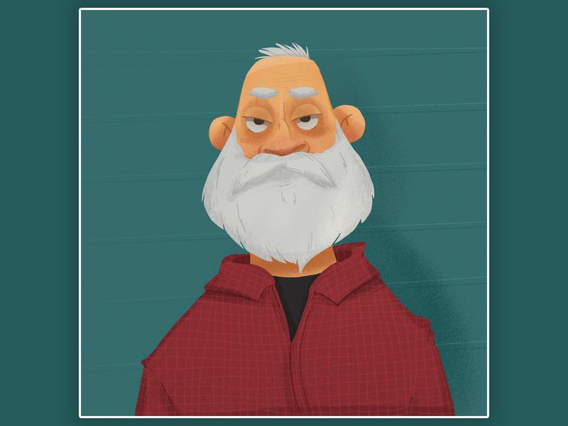 want yo believe santa believe digitalart characterdesign illustration