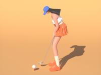 Kayla's Golf Club
