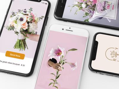 Florist app