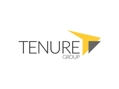 Tenure Group - Logo branding massive it solutions logo
