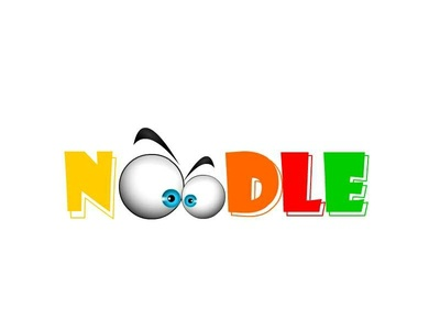 Logo Creation for Noodle design branding massive it solutions logo