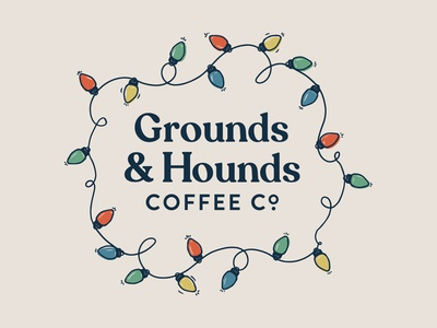 Grounds & Hounds – Holiday Lights