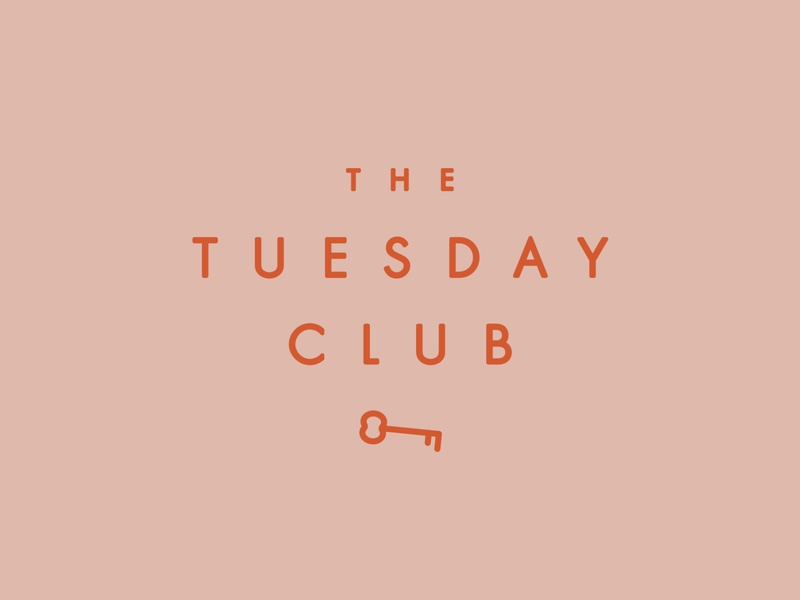 The Tuesday Club - Main Logo