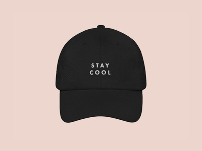Stay Cool – Dad Hat