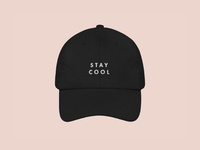 Stay Cool –Dad Hat
