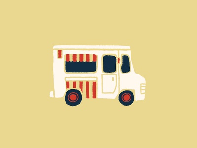 Ice Cream Truck | Grounds & Hounds Coffee Co.