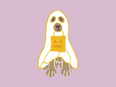 Ghost Pup | Grounds & Hounds Coffee Co.