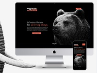 Association of Zoos & Aquariums Website build 2