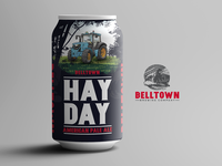 Belltown Brewing – Hay Day can design