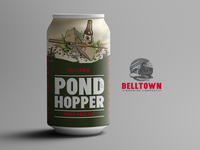 Belltown Brewing Company – Pond Hopper