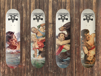 Thrasher Decks – Will Hulsley Collection