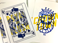 KC Baseball Prints