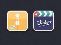 Flat Icon 2