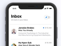 Email client