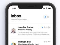 Inbox 💌