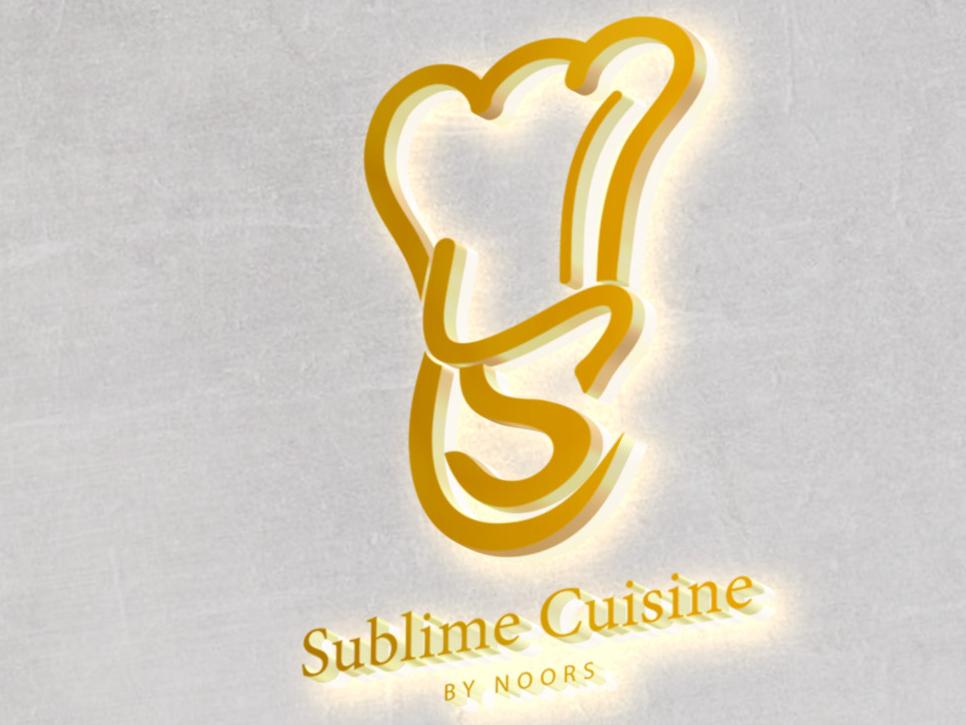 Sublime Cuisine Logo restaurant logo artwork branding design vector illustration creative logo logo a day logo 2d logo