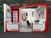Iran Farmis Booth