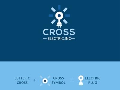 Cross Electric LOgo