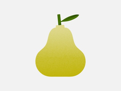 pear simple texture abstract illustration fruit illustration fruit pear