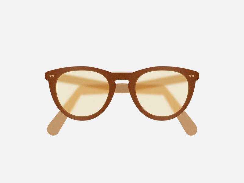 -3.50 minimal texture simple illustration glasses