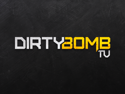 Dirty Bomb TV Logo