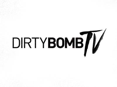 Dirty Bomb Logo v2