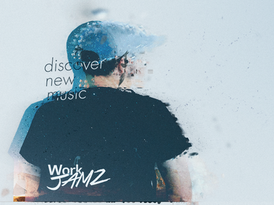 discover new music #2 unsplash photo manipulation dispersion blue discover new music work jamz