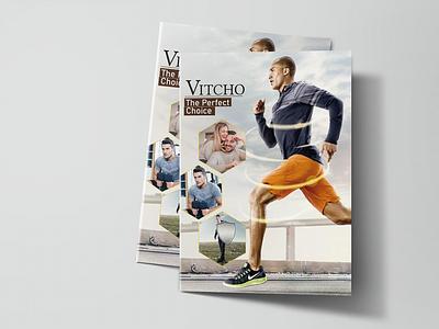 Vitcho brochure brochure graphic design