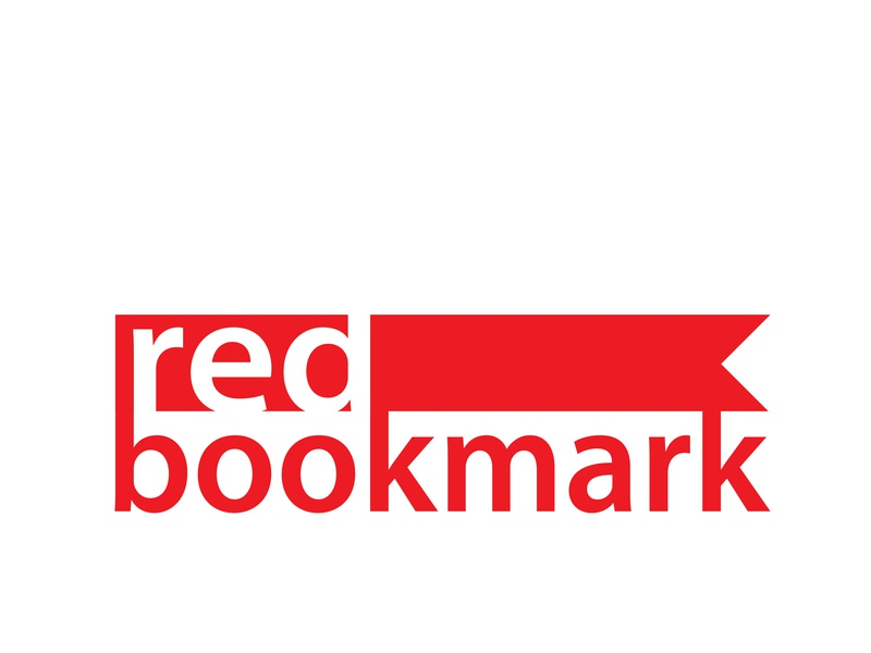Red Bookmark Logo
