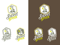 Logo design - Sweet Green