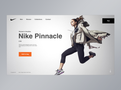 Nike Pinnacle