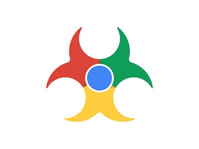 Chrome Browser Quarantine Logo covid-19 coronavirus spreadthewordnothevirus logodesign logo design quarantine logo quarantine chrome logo google chromium chrome browser chrome logo