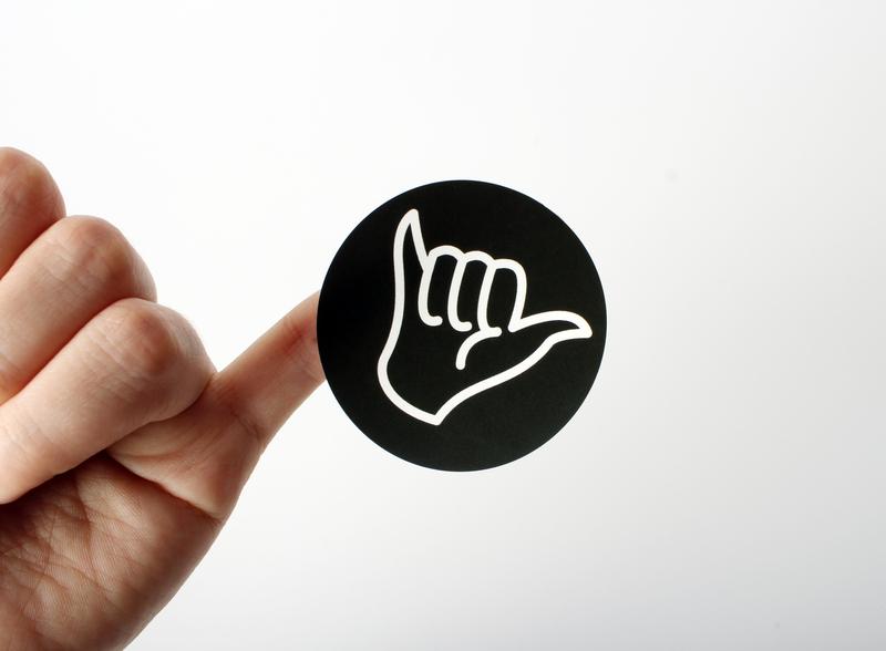 Sticker Labels cheapstickers allstickerprinting business diecut customstickers sticker design branding
