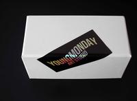 hologram packaging stickers allstickerprinting customstickers sticker design branding
