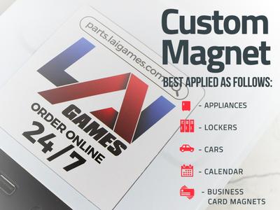 Custom Magnet