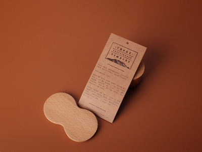 Craft Paper Stickers sticker design branding