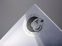 Transparent Stickers Canada