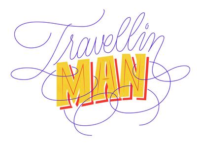 Travellin man