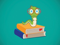 Wally The Book Worm