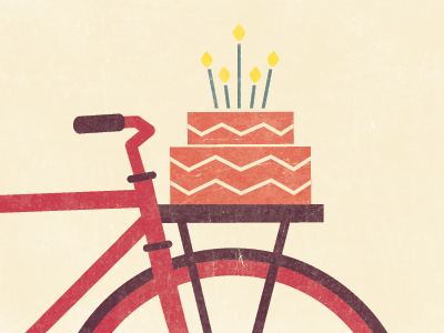 Cake/Bike for a friend