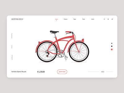 Bike 插图 设计 图标 概念 bike