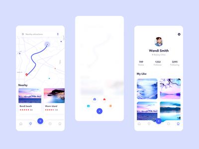 Travel app 01