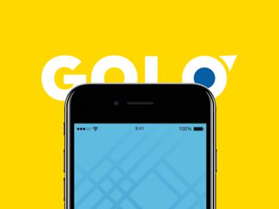 GOLO - Go Local local shopping ux ui mobile