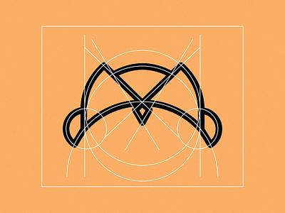 Blangkon Logo logo madewithaffinty flat iconography vector affinitydesigner adobe illustrator cc design dribbble illustration