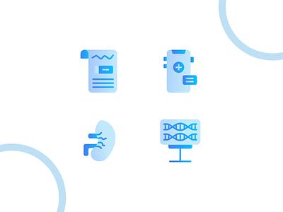 Medical icon iconography flat vector affinitydesigner adobe illustrator cc design dribbble illustration