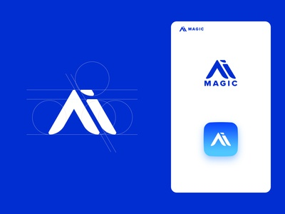Logo for magic