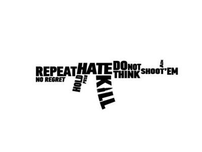 Hate Pattern