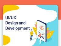 UI/UX Design And Development