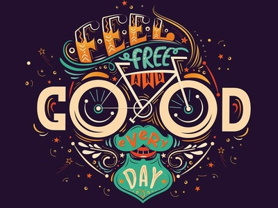 Feel Free And Good Everyday